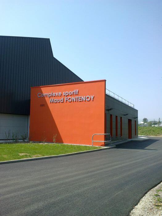 Halle de sport La Baule (44)